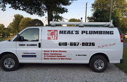 professional plumber troy il