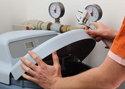 water softeners troy il